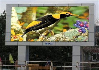 Clear SMD Led Screen P6 / Commercial Led Display Full Color For Advertising , Energy Saving