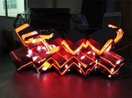 Cool Fashion P5 RGB LED DJ Booth Indoor LED Video Wall For Music Bar Club